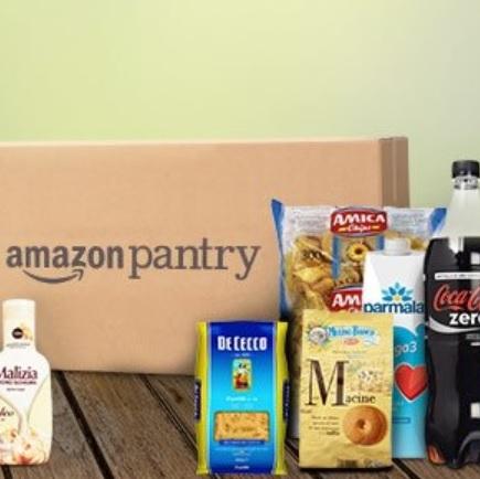 La spesa online su Amazon Pantry ovvero: il colosso dai piedi d'argilla